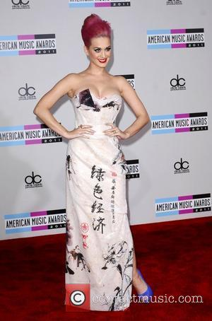 Katy Perry and American Music Awards