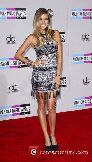 Renee Bargh and American Music Awards