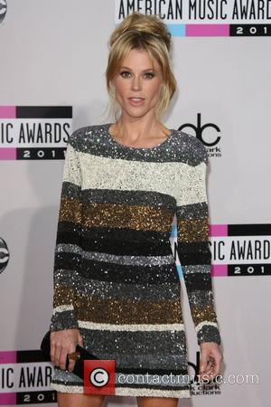 Julie Bowen and American Music Awards