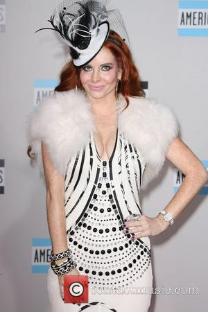 Phoebe Price 2011 American Music Awards held at Nokia Theatre L.A. Live - Arrivals Los Angeles, California - 20.11.11