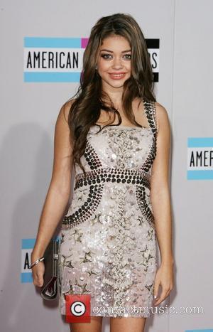 Sarah Hyland and American Music Awards