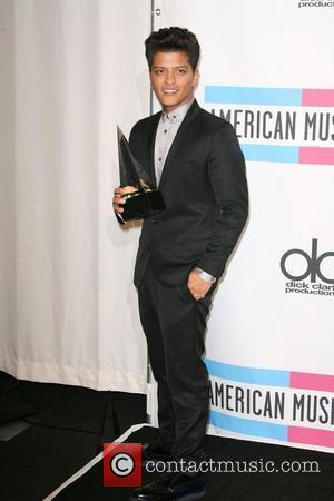 Bruno Mars and American Music Awards