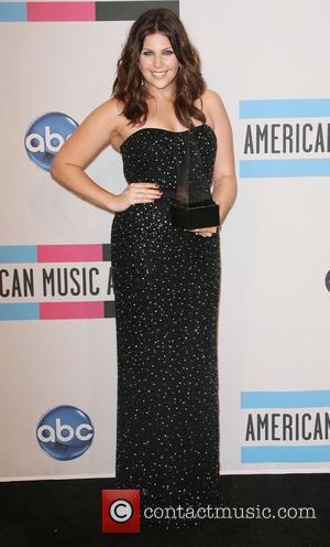 Hillary Scott, Lady Antebellum and American Music Awards