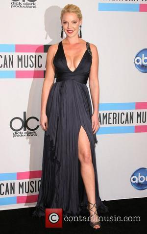 Katherine Heigl and American Music Awards