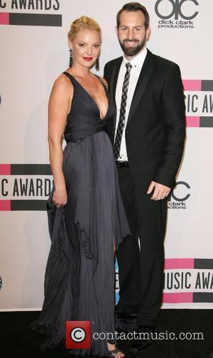Katherine Heigl, Josh Kelley and American Music Awards