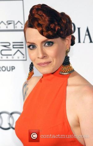 Ana Matronic 2nd Annual amfAR Inspiration Gala at The Museum of Modern Art - Arrivals New York City, USA -...
