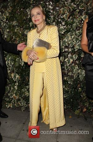 Anne Jeffreys The 2011 amfAR Inspiration Gala held at the Chateau Marmont - Departures Los Angeles, California - 27.10.11