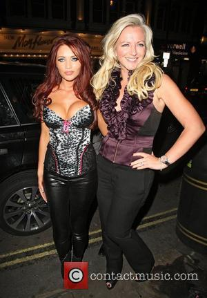 Amy Childs and Michelle Mone