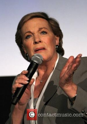Julie Andrews The 2011 TCM Film Festival presents 'An Evening with Julie Andrews' at The Grauman's Chinese Theatre with a...