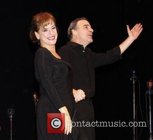 Patti LuPone and Mandy Patinkin  Broadway Opening Night of 'An Evening With Patti LuPone and Mandy Patinkin' at the...