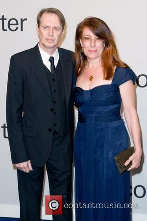 Steve Buscemi and Jo Andres Lincoln Center presents: An Evening with Ralph Lauren hosted by Oprah Winfrey at Alice Tully...