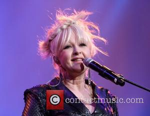 Cyndi Lauper Sings The Blues At Jazz Festival
