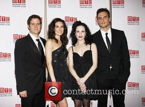 Bebe Neuwirth and Cheyenne Jackson