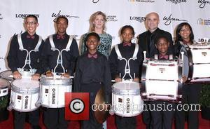 Andre Agassi and Stefanie Graf Andre Agassi Grand Slam For Children at Wynn Resort and Casino  Las Vegas, Nevada...
