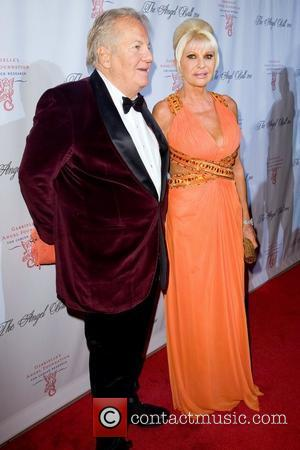Ivana Trump 2011 Angel Ball To Benefit Gabrielle's Angel Foundation at Cipriani Wall Street New York City, USA - 17.10.11