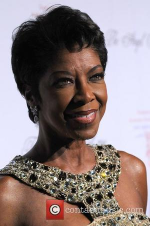 Natalie Cole 2011 Angel Ball To Benefit Gabrielle's Angel Foundation at Cipriani Wall Street New York City, USA - 17.10.11