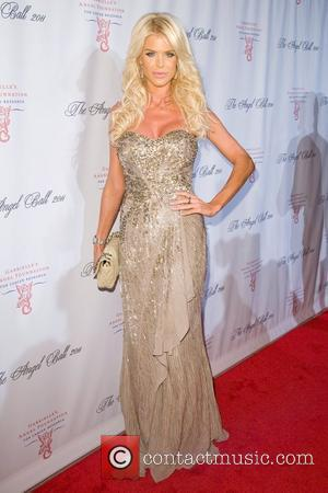 Victoria Silvstedt 2011 Angel Ball To Benefit Gabrielle's Angel Foundation at Cipriani Wall Street New York City, USA - 17.10.11