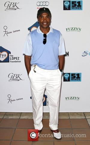 Sugar Ray Leonard The 4th Annual Lopez Foundation Celebrity Golf Classic held at Riviera Country Club Pacific Palisades, California -...