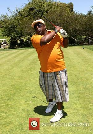 Cedric The Entertainer The 4th Annual Lopez Foundation Celebrity Golf Classic held at Riviera Country Club - Inside Pacific Palisades,...