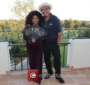 Chaka Khan and George Lopez