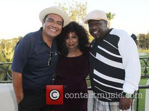 George Lopez, Cedric The Entertainer and Chaka Khan
