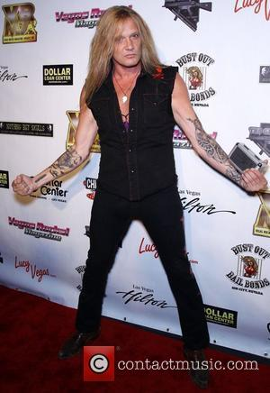 Sebastian Bach The 2nd Annual Vegas Rocks! Magazine awards rocks the Las Vegas Hilton Hotel and Casino Las Vegas, Nevada...