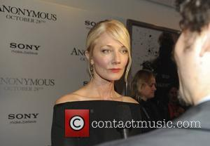 Joely Richardson 'Anonymous' screening at the The Museum of Modern Art New York City, USA - 20.10.11