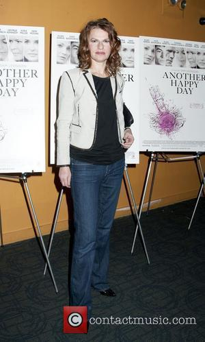 Sandra Bernhard NYC screening of Another Happy Day at the Sunshine Landmark Theater. New York City, USA - 14.11.11