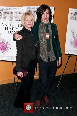 Ezra Miller and Ellen Barkin New York screening of 'Another Happy Day' at the Sunshine Landmark Theater - Arrivals New...