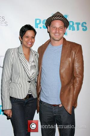 Justin Chambers  16th Annual Los Angeles Antiques Show 2011- Arrivals Santa Monica, California - 13.04.11