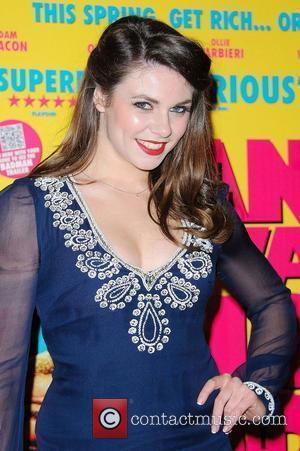Alison Carroll at the UK premiere of 'Anuvahood' at Empire cinema in Leicester Square. London, England - 15.03.11