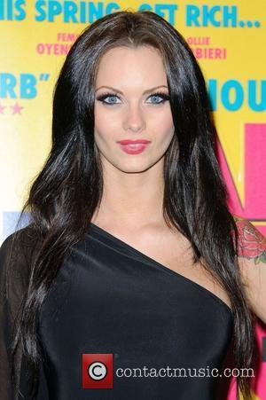 Jessica-jane Clement Pledges To Go Braless In 'I'm A Celebrity' Jungle