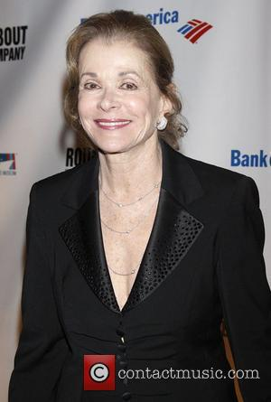Jessica Walter Opening night after party for the Broadway musical production of 'Anything Goes' held at the Intrepid Museum New...