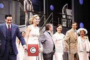 Sutton Foster, Adam Godley, Jessica Walter and Joel Grey