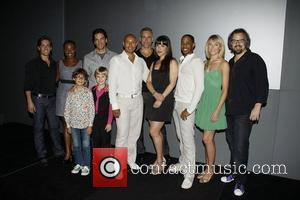 Cast and Anastacia