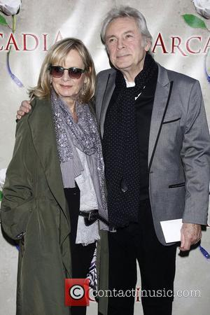 Twiggy Lawson and Leigh Lawson opening night of the Broadway production of 'Tom Stoppard's Arcadia' at the Ethel Barrymore Theatre...