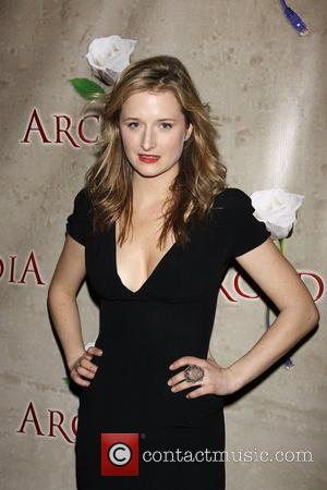 Grace Gummer  Opening night after party for the Broadway production of 'Tom Stoppard's Arcadia' held at Gotham Hall. New...