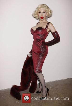 Amanda Lepore Opening night of the Off-Broadway production of Arias With a Twist at the Abrons Arts Center - After...