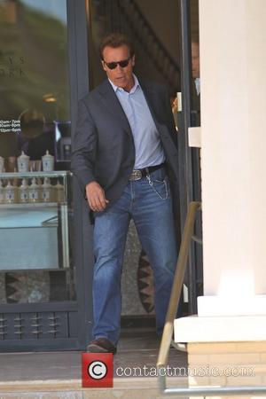 Arnold Schwarzenegger Feels 'Blessed' By Support Over Maria Shriver Split