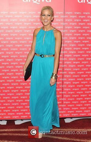 Kate Lawler Arqiva Commercial Radio Awards held at the Park Plaza Hotel - Arrivals London, England - 06.07.11