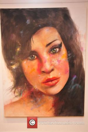 Johan Andersson's Portrait Of Amy Winehouse -...
