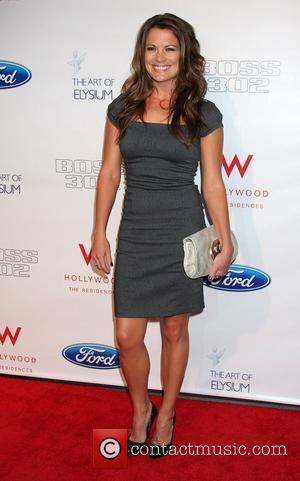 Melissa Claire Egan  'Art of Elysium' celebrate the return of the Ford Mustang Boss at The Residences at W...