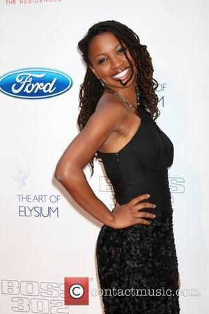 Shanola Hampton 'Art of Elysium' celebrate the return of the Ford Mustang Boss at The Residences at W Hollywood...