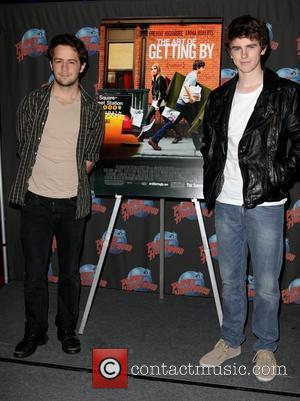 Michael Angarano and Freddie Highmore