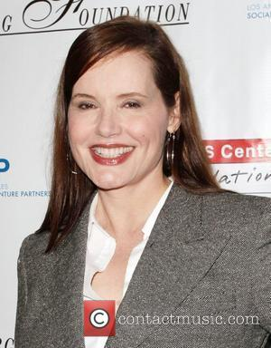 Geena Davis 3rd Annual PEER TO PEER 'The Art of Human Engagement Through Effective Storytelling' held at Club Nokia L.A....