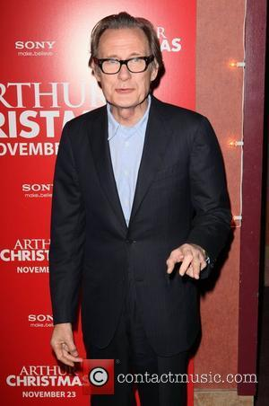 Bill Nighy Vows To Camp Out With London Protesters