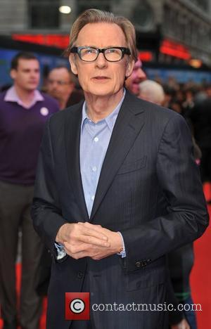 Bill Nighy 'Arthur Christmas' UK premiere held at the Empire Leicester Square - Arrivals London, England - 06.11.11