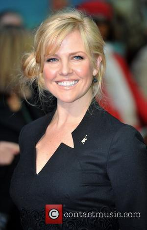 Ashley Jensen 'Arthur Christmas' UK premiere held at the Empire Leicester Square - Arrivals. London, England - 06.11.11