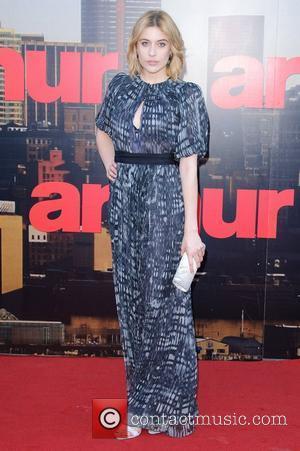 Greta Gerwig Arthur - UK film premiere held at the O2 Arena - Arrivals London, England - 19.04.11