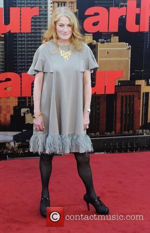 Geraldine James  UK film premiere of 'Arthur' held at the O2 Arena - Arrivals London, England - 19.04.11